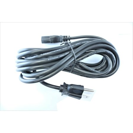 - OMNIHIL Replacement (15FT) AC Power Cord for Aeiusny UPS Backup Battery 500W Portable Generator