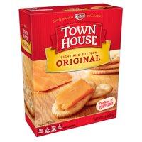 (2 Pack) Keebler Town House Crackers, Original, 13.8 Oz