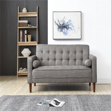 Nathaniel Home Nolan Small Space Sofa, Multiple Colors