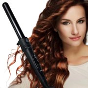 dc647aa6cc94 Image 5 in 1 Hair Curling Iron Curling Wand Automatic Electric Curler Set  Wave Machine