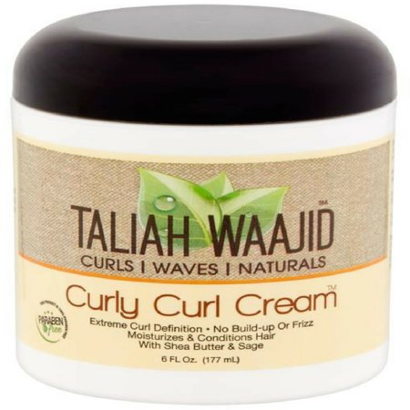 Taliah Waajid Curls, Waves & Naturals Curly Curl Cream, 6
