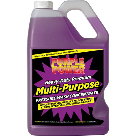 Clear-Rite Purple Strength cleanerdegreaser solution review