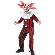 Googley Clown Child Halloween Costume Boys Medium (7-8)