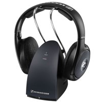Sennheiser RS135 Wireless Headphone System for Music and TV