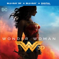 Wonder Woman (3D Blu-ray + Blu-ray + Digital)