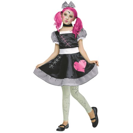 Broken Doll Child Halloween Costume](Kids Costumes Clearance)