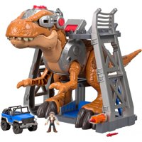 Imaginext Jurassic World Jurassic Rex Dinosaur Play Set
