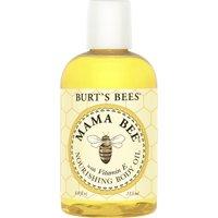 Burt's Bees 100% Natural Mama Bee Nourishing Body Oil, 4 oz Bottle