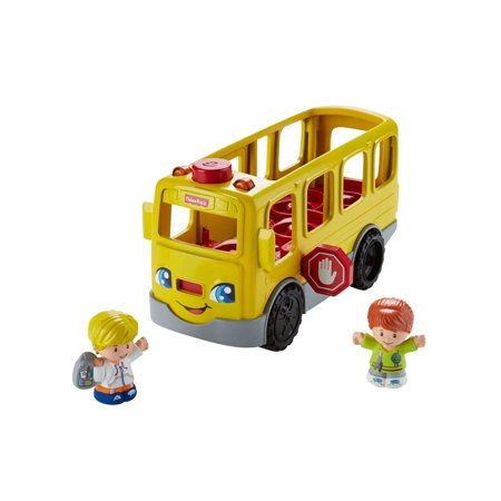 Town Bus - Little People Sit With Me School Bus with Lights, Sounds & Songs
