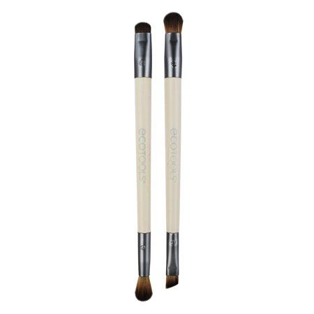 EcoTools Eye Enhancing Eyeshadow Brush Duo Set (2 Brushes) Makeup Brush](Halloween Makeup Bruises)