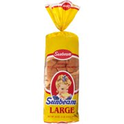 Sunbeam® Large Enriched Bread 20 oz. Loaf