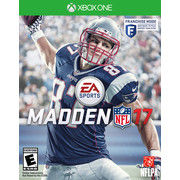 Madden NFL 17, Electronic Arts, Xbox One, 014633733822