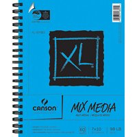 Canson XL Multi-Media Paper Pad, 60 Sheets