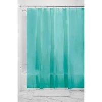 "InterDesign EVA 5.5 Gauge Shower Curtain Liner, Standard, 72"" x 72"", Clear"