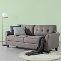 Zinus Josh Traditional Sofa, Sand Grey