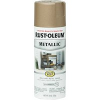 (3 Pack) Rust-Oleum Stops Rust Vintage Metallic Spray Paint, Rose Gold