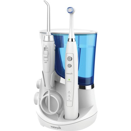 Waterpik Complete Care 5 5 Water Flosser And Oscillating