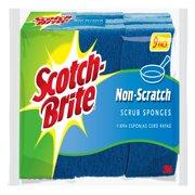 Scotch-Brite Non-Scratch Scrub Sponge, 9 Count