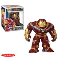 FUNKO POP! MARVEL:Avengers Infinity War - Hulkbuster 6