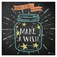 "2019 Chalk It Up 12"" x 12"" January 2019-December 2019 Wall Calendar"