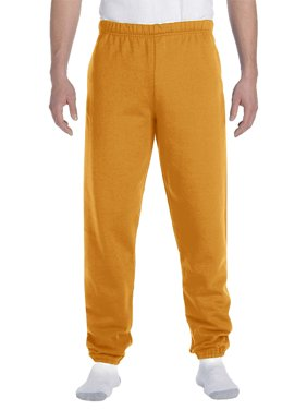 Mens Sweatpants Lightweight Jogger Elastic Bottom with Pockets