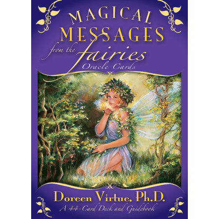 Magical Messages from the Fairies Oracle Cards : A 44-Card Deck and (Doreen Virtue Messages From Your Angels Cards)
