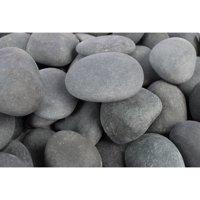 """Margo 30 lb Mexican Beach Pebble, 2"""" to 3"""""""