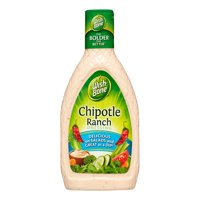 (3 Pack) Wish-Bone Salad Dressing, Chipotle Ranch, 15 Fl Oz