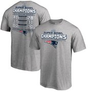 20ef23029 New England Patriots NFL Pro Line by Fanatics Branded Super Bowl LIII  Champions Interception Schedule T