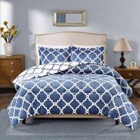 Comfort Classics Alston Reversible Plush Comforter Mini Set