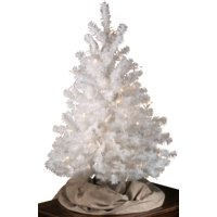 3' White All Seasons Tree by Holiday PeakTM