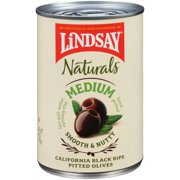 (3 Pack) Lindsay Naturals Black Ripe Olives 6 Oz Pull-Top Can