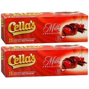 Cella's Covered with Real Milk Chocolate, 8 Oz.