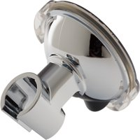 Peerless Universal Showering Component Suction Cup Hand Shower Wall Mount, Chrome
