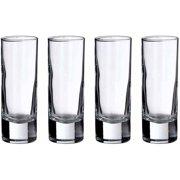 f2d77e3592 Lillian Rose Set of 4 Tall Shot Glasses