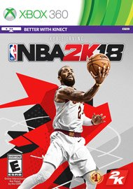 NBA 2k18 Early Tip-Off Edition, 2K, Xbox 360,
