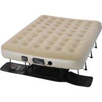 Serta EZ Air Bed with NeverFlat AC Pump, Queen