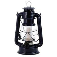 Northpoint LED Lantern, 12-LED 150-Lumen Lantern, Silent Night Indoor Outdoor Lantern, Home Decor Vintage Lantern, Battery Operated Hanging or Tabletop Hurricane Lantern (2-PACK)