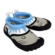 7b6344282aefcd Peach Couture Waterproof Sports Aqua Sandals Kids Water Shoes Boys Water  Socks Grey Turquoise, 9