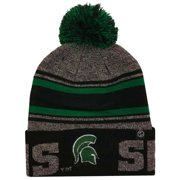 more photos 1824c 23489 Zephyr Hats Michigan State University Spartans Orbit Hat NCAA College Beanie  Cap