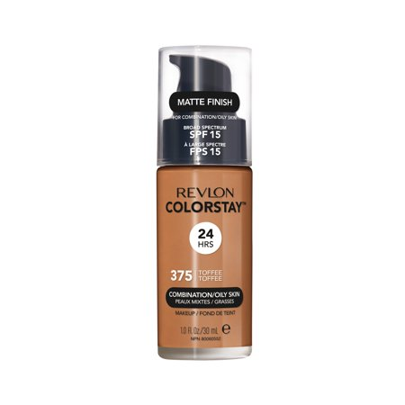 Revlon ColorStay™ Makeup for Combination/Oily Skin SPF 15, (Best Makeup For Wrinkled Skin)
