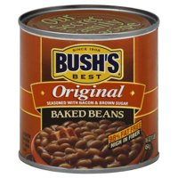 (4 Pack) Bush's Best Original Baked Beans, 16 Oz