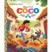Coco Little Golden Book (Disney/Pixar Coco) (Hardcover)