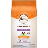 Nutro Wholesome Essentials Indoor Farm-Raised Chicken & Brown Rice Adult Dry Cat Food, 3 lb