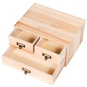 Wooden Storage Containers