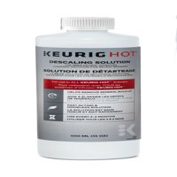 Keurig Descaling Solution For All Keurig 2.0 and 1.0 K-Cup Pod Coffee Makers, 14 oz