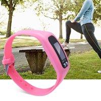 Smart Bracelet Watch Wristband Calorie Counter Pedometer Sports Fitness Tracker Step Counter ,Pedometer Bracelet, Fitness Tracker