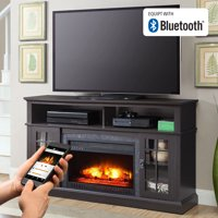 Better Homes & Gardens Mission Media Fireplace for TVs up to 65""