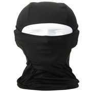 Outgeek Ski Mask Black Balaclava Full Face Mask Motorcycle Cycling Mask
