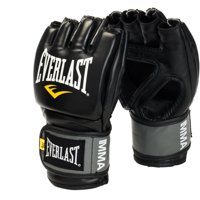 Everlast Pro Style Competition Grappling Gloves, Black